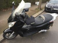 Honda scooter S Wing 2007