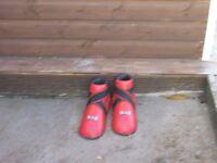 MAR martial arts boots