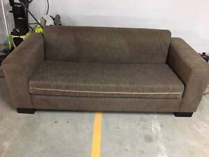 2x Sofa with Ottoman Hillsdale Botany Bay Area Preview