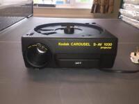 Kodak S-AV 1030 Slide Projector