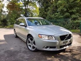 VOLVO V70 R DESIGN GOOD CONDITION 2009