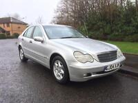Mercedes-Benz C Class 1.8 C200 Kompressor, SE ,GREAT VALUE , AUTOMATIC 2004