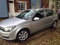 Vauxhall Astra 1.6, FSH, 1 yr MOT, EXCELLENT condition, lady owner, sale due to move abroad.