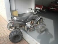 150cc quad bike selling as spares/repairs as will need work £180