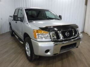 2011 Nissan Titan S No Accidents 1 Owner Local