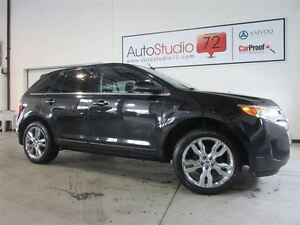 2013 Ford Edge Limited AWD **NAVI**TOIT PANO**MAGS 20''**CUIR**