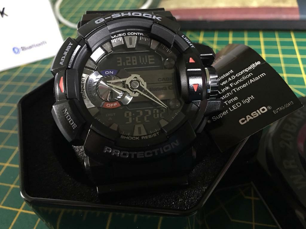 2a4bf495658a Casio G-Shock Smartwatch Bluetooth GShock  Brand New   Rare  Smartwatch.  Hull