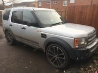 2006 Land Rover Discovery 3 TDV6 Automatic SPARES OR REPAIR Drive Away