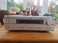 Yamaha Amp and Sony 3.1 Surround Sound