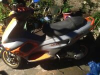 Gilera runner 70 full logbook mint condition mint fresh