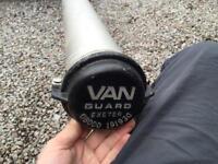 Van pipe vault 10ft