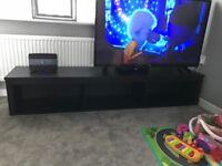 Ikea TV/bookcase unit