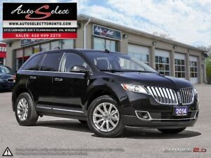 2014 Lincoln MKX AWD ONLY 89K! **TECHNOLOGY PKG** CLEAN CARPROOF