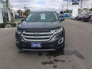 2015 Ford Edge Super clean SEL Edge with only 11699 km! Windsor Region Ontario image 4