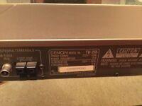 Denon TU255 Stereo Tuner