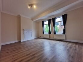 Stunning two bedroom flat recently renovated on High Road