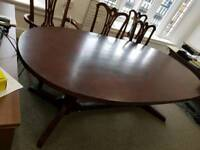 Large boardroom / dining room table