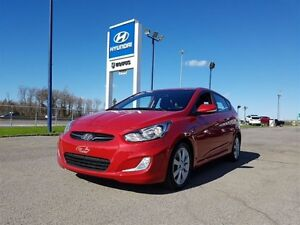 2013 Hyundai Accent 5 GLS, toit ouvrant, mag