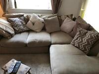 FREE corner sofa!