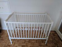 Cosatto Baby Cot with Mattress