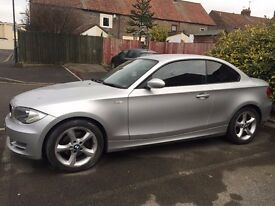"BLACK LEATHER HEATED SEATS, parking sensors, electric mirrors, 17"" alloy,Full service history"
