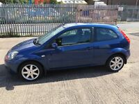 Ford Fiesta 1.4 Zetec Blue Edition.