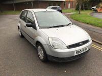 2004 Ford Fiesta 1.4 petrol auto 12 months mot/3 months warranty