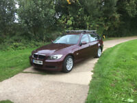 This is a 320D ES Touring estate widely regarded as the best estate for performance and spec. and