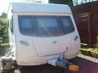 2007 LUNAR STELLAR 2 BERTH WITH A DENVER 260 PORCH AWNING