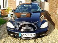 PT CRUISER LIMITED AUTOMATIC 2003