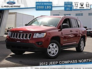2012 Jeep Compass **NORTH*4X4*CRUISE*A/C**