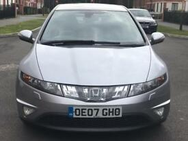 DIESEL HONDA CIVIC EX I-CDTI MANUAL 5 DOOR HATCHBACK