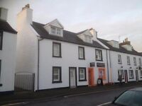 Unique Opportunity To Purchase 5 Bedroom Property in Bowmore, Islay & large garden (with planning)