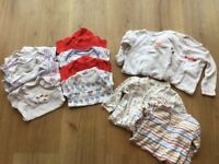 0-3 month small boy bundle