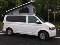 20104 vw transporter reimo pop top roof camper van high spec new conversion