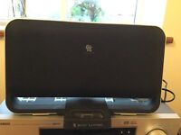 Altec Lansing T612 iPod speaker - great sound and bass + remote control