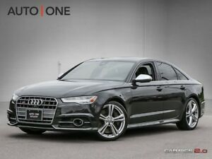 2016 Audi S6 HEADS UP | QUILTED SEATS | IMMACULATE