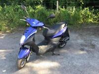 50cc Scooter for sale - Emaculate Condition!