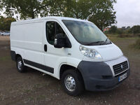 FIAT DUCATO 2.2 TDCI 2007 LOW MILEAGE FORD TRANSIT ENGINE (FACTORY) - FSH - DRIVES AS NEW - NO VAT!