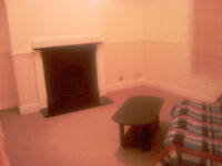 Lovely one bedroom, furnished, gas centrally heated flat in Larkhall village, Bath