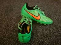 Nike Football Boots Size 3 & 2.5