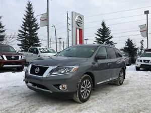 2016 Nissan Pathfinder SL NAVIGATION PANORAMIC SUNROOF