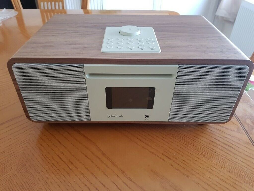 Cello Hi-Fi Music System with DAB/DAB+/FM/Internet Radio, CD Player, Wi-Fi  & Bluetooth, Walnut | in Boston, Lincolnshire | Gumtree