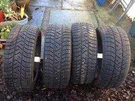 Winter Tyres 195 x 40 x 16