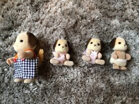 Sylvainian Families Puppy Figures