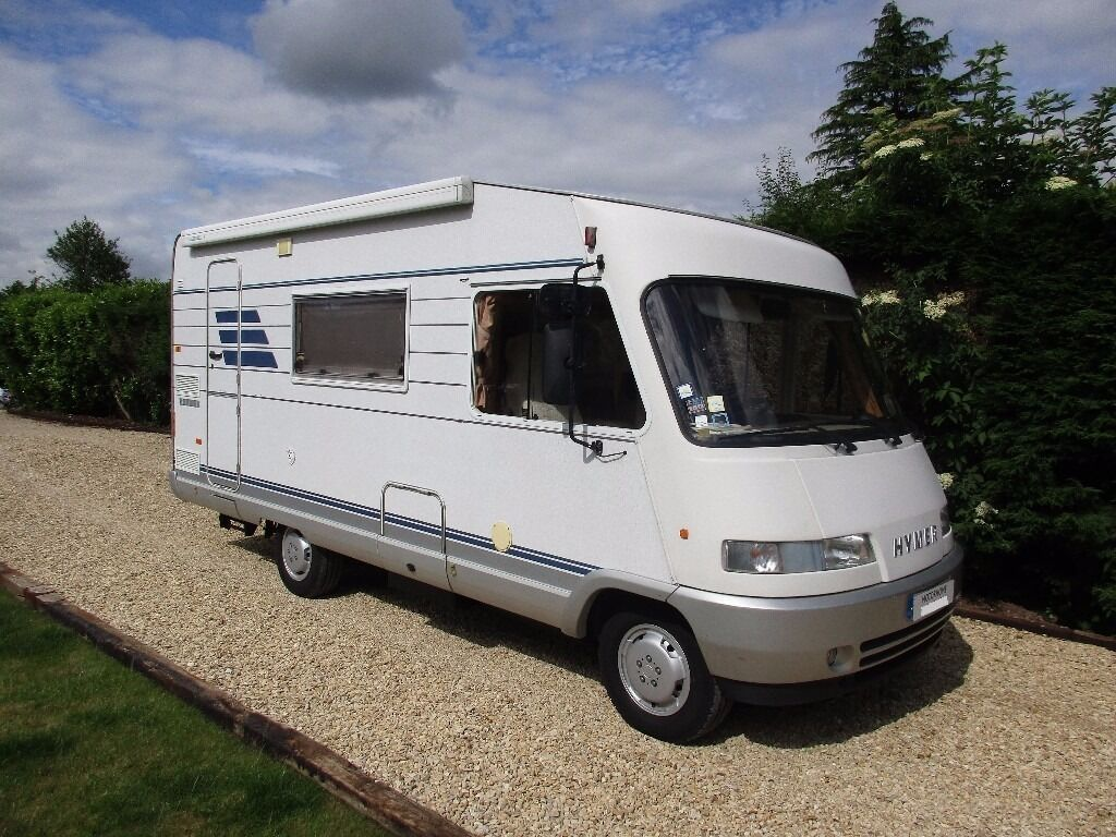hymer b544 4 or 5 berth a class motorhome for sale in albrighton west midlands gumtree