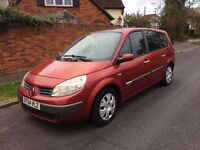 Renault grand scenic 1.6 petrol ((( REDUCED TO CLEAR)))