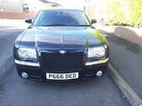 CHRYSLER 300C SRT 2008 BLACK