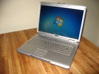 Dell Inspiron Laptop, immaculate condition, Carry Case. Windows 7.