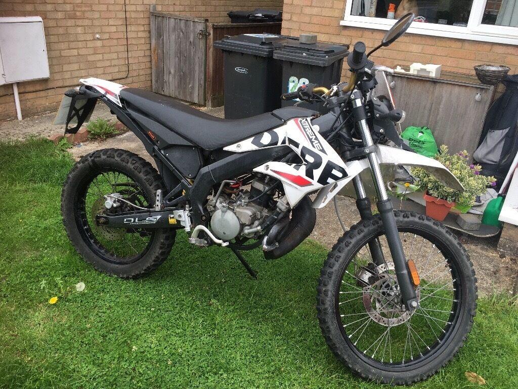 excellent derbi senda xtreme r 50cc motorbike for sale in bournemouth dorset gumtree. Black Bedroom Furniture Sets. Home Design Ideas